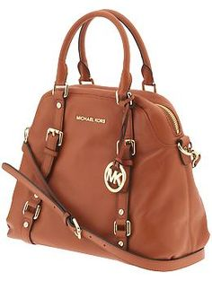 945b347e4c46dd ShopStyle: MICHAEL Michael Kors Bedford Large Bowling Satchel. I WILL have  this one day