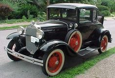 1930 model A #ford