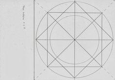 Visual- How to draw a mandala Geometry Pattern, Mandala Pattern, Mandala Design, Tangle Doodle, Doodle Art, Henna Drawings, Pencil Drawings, Mandala Art Lesson, Circle Art