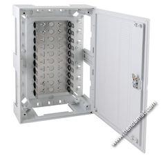 Caja de Superficie con soporte de 100 pares - | Tiendamat