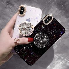 Glitter Bling Diamond Sparkle Phone Case Cover for Apple iPhone Mobile Holder Iphone 7 Plus, Iphone 8, Coque Iphone, Iphone 6 Plus Case, Iphone Phone Cases, Mobile Phone Cases, Apple Iphone, Iphone Mobile, Phone Charger