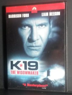 The Widowmaker (DVD, for sale online Dvds For Sale, Liam Neeson, Widowmaker, Harrison Ford, Amp, Movies, Ebay, Films, Cinema