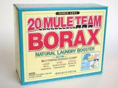 The Many Uses of Borax, and Why You Should Store Some - Have at Least a Few Boxes On Hand at All Times - Keep Away From Moisture And it Will Outlast You!
