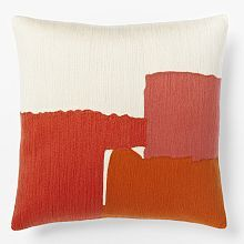 Pillow Covers, Decorative Pillow Covers & Modern Pillows | West Elm (if you skipped the magenta)