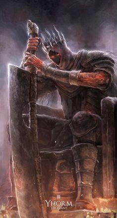 Lords of Cinder - Dark Souls III Fan Art by Nathaniel Himawan Dark Souls 3, Arte Dark Souls, Demon's Souls, Fantasy Kunst, Dark Fantasy Art, Fantasy Artwork, Bloodborne Art, Dark Warrior, Dark Blood
