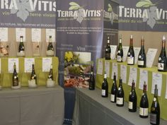 The Terra Vitis approach is unique in France: the entire process, from the vine to the bottle, is certified every year. Every stage in the production cycle is verified to guarantee optimal quality of the product.
