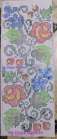 Hardanger Embroidery, Cross Stitch Rose, Brick Stitch, Crochet Blanket Patterns, Cross Stitch Designs, Cross Stitching, Printed Cotton, Wool Felt, Crochet Top