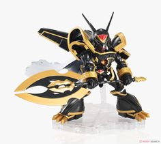 Nxedge Style [Digimon Unit] Alphamon (Completed) Item picture6