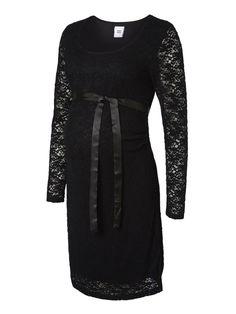 Gorgeous lace maternity dress from MAMALICIOUS #mamalicious #maternity #dress #lace #party