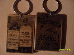 JW keychain