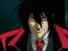 Alucard ♥<<<<Even in this version of Hellsing, he's still hot. Alucard Castlevania, Hellsing Alucard, Manga Boy, Goth Guys, Mirai Nikki, Dark Anime, Manga Drawing, Horror Art, Anime Guys