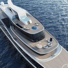 PROGETTO BOLIDE Tankoa Yachts Exclusiva Design