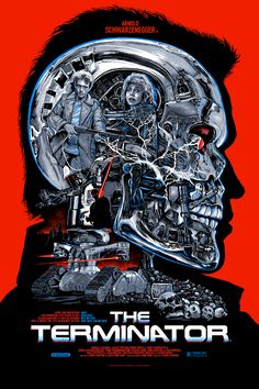 'The Terminator' (Regular Edition) by Christopher Cox