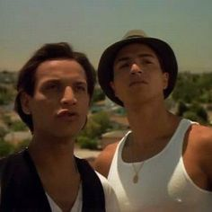Blood in Blood out. to die for ; Dope Movie, I Movie, Movie Stars, Blood In Blood Out, Estilo Cholo, Benjamin Bratt, Bound By Honor, Cholo Style, Excellent Movies