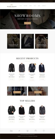 Peter mason is a wonderful responsive #WordPress template specially crafted for #webdev a custom #tailoring and clothing manufacturer, an online clothing store, clothing repair shop eCommerce websites download now➩ https://themeforest.net/item/peter-mason-custom-tailoring-and-clothing-store/19324964?ref=Datasata