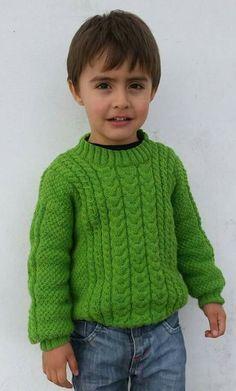 Free Childrens Knitting Patterns, Sirdar Knitting Patterns, Baby Cardigan Knitting Pattern, Kids Patterns, Knitting Stitches, Baby Boy Knitting, Knitting For Kids, Knit Baby Sweaters, Boys Sweaters