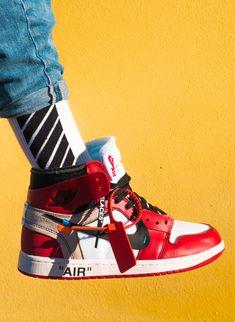Air Jordan 1 x Off-White #airjordanxoffwhite #nike #offwhite #nikexoffwhite #streetwear #hype #hypebeast #airjordan #sneaker