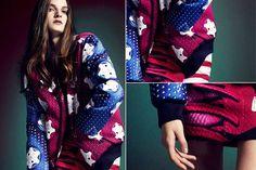 Mart ayında haberdar olduğumuz Mary Katrantzou x Adidas Originals işbirliğinden ilk görseller Katrantzou'nun Instagram hesabından yayınladı.