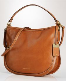 Lauren Ralph Lauren Handbag, Thurlow Medium Convertible Hobo