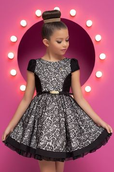 Lookbook - Diforini Kids Dress Wear, Kids Gown, Little Girl Dresses, Girls Dresses, Flower Girl Dresses, Toddler Dress, Baby Dress, Little Girl Fashion, Kids Fashion
