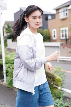 Asian Beauty, Idol, Ruffle Blouse, Women, Kawaii, Fashion, Hair Makeup, Moda, Fashion Styles