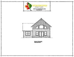 Eagle Island Rear Elevation #KCHomeDesign #NewConstruction #CustomDesign #Architecture #CustomHome