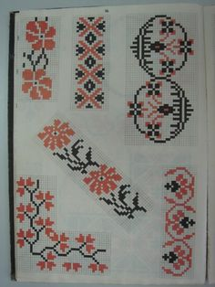 VB016 Cross Stitch Designs, Cross Stitch Patterns, Cross Stitch Embroidery, Bohemian Rug, Toyota, Needlework, Alphabet, Projects To Try, Handmade