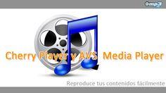 Cherry Player y AVS  Media Player, dos reproductores diferentes - Lo que buscamos con un reproductor multimedia es, justamente, reproducir contenido como películas, vídeos y música. Estos programas te brindan ese servicio de una manera sencilla, sin tantas complicaciones y agregados. Aquí mostramos como hacerlo: http://blog.mp3.es/2-reproductores-multimedia-ligeros-gratis/?utm_source=pinterest_medium=socialmedia_campaign=socialmedia