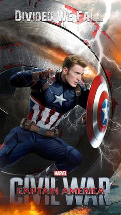 Captain America Civil War wallpapers by Chenshijie9095