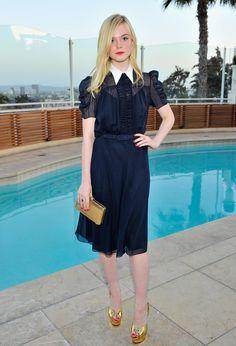 See Elle Fanning Portray a Transgender Teen in Upcoming Film Three Generations