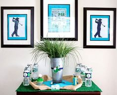 Día del padre-fiesta golf