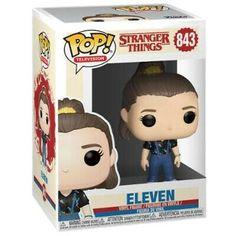 Stranger Things Funko Pop, Stranger Things Netflix, Wwe Funko Pop, Pop Toys, Pop Vinyl Figures, Strangers Things, Cool Stuff, Cute, Anime