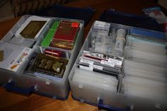 Kleirr's Kreation: How I Store My Tools 3 - Embossing Folders, Plates and Stencils