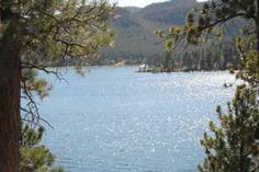 South Dakota lake