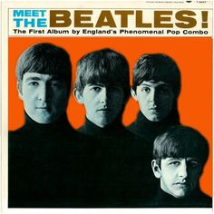 All Beatles Album Covers | ... If Every Album Cover Was as Orange as Will.i.am's Willpower Cover
