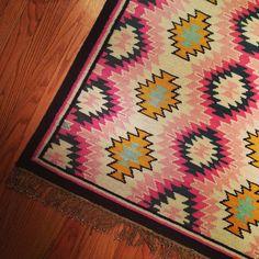 Lulu & Georgia rug via Sequins & Stripes