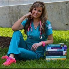 Great nursing grad pic