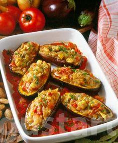 Eggplant Recipes, Zucchini, Vegetarian, Vegan, Vegetables, Food, Food And Drinks, Essen, Vegetable Recipes