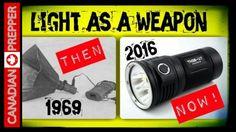 Using Light as a Weapon: 7300 Lumens Thrunite TN 36 UT | Canadian Prepper  http://prepperhub.org/using-light-as-a-weapon-7300-lumens-thrunite-tn-36-ut-canadian-prepper/