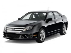 2011 ford fusion black