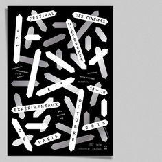 """271 mentions J'aime, 2 commentaires - Atelier Tout va bien (@atelier.toutvabien) sur Instagram : """"Archives, 2015 — Give us a F, a C, a D, a E and a P. What do you have ? Poster of the 17th Paris…"""""""