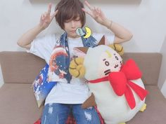 Cute Asian Guys, Fanart, Pop Idol, Pop Singers, Asian Men, Vocaloid, Art Pictures, Japan, Niconico