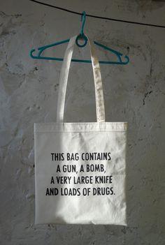 in my bag...