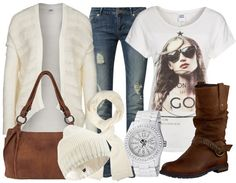 EASY - Casual Outfit - stylefruits.nl