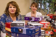 Tyndale House Publishers just donated 631 brand-new Bibles to the Mission.
