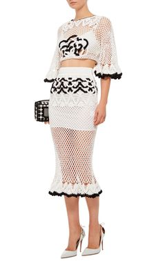It's My Turn Skirt by ALICE MCCALL for Preorder on Moda Operandi