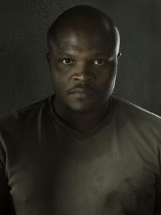 T-Dog- Season 3 - Cast Portrait - the-walking-dead Photo