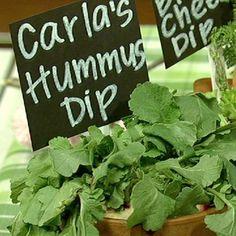 Carla Hall's Hummus