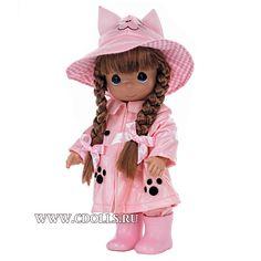 Кукла Друзья В Любую Погоду Мяу - Интернет магазин Коллекционные куклы СиДоллс / CDolls.ru