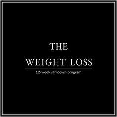 12-Week Weight Loss Workout Plan